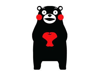 熊本県のゆるキャラ「くまモン」
